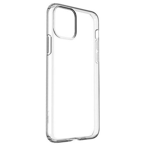 Купить Чехол Brauffen прозрачный для Apple iPhone 11 бесцветный
