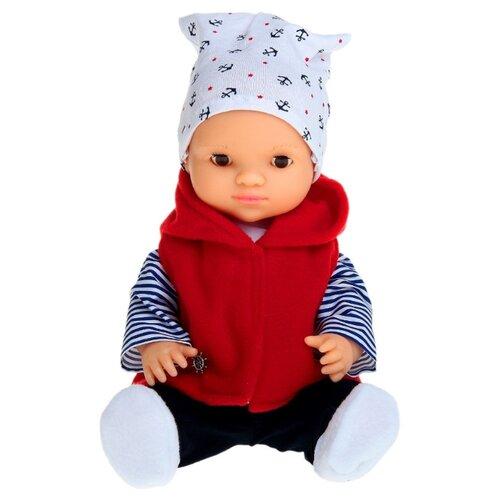Купить Пупс Пластмастер Тимошка 37 см 10199, Куклы и пупсы