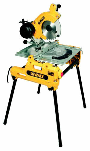 Торцовочная пила DeWALT DW743N