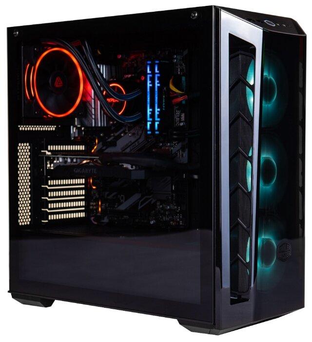 Игровой компьютер EPIX Dominator G20 Midi-Tower/Intel Core i7-10700F/16 ГБ/250 Гб SSD+1 ТБ HDD/NVIDIA GeForce RTX 2060 SUPER/Windows 10 Home — купить по выгодной цене на Яндекс.Маркете