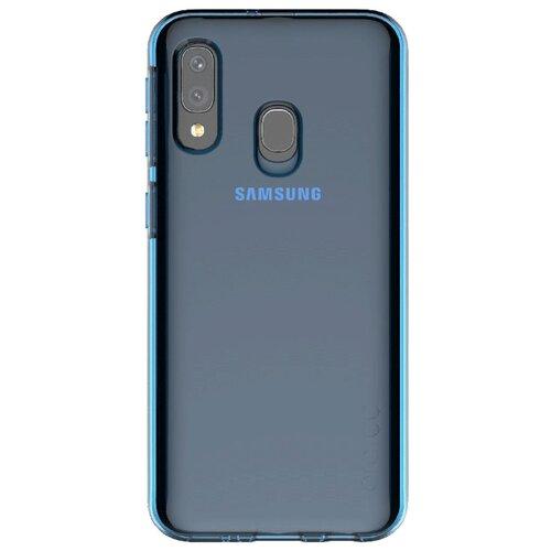 Чехол Araree GP-FPA405KDA для Samsung Galaxy A40 синий чехол araree gp fpa405kda для samsung galaxy a40 прозрачный
