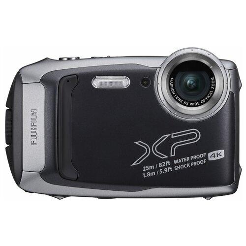 Фотоаппарат Fujifilm FinePix XP140 темно-серебристый