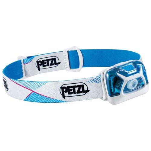 Налобный фонарь Petzl Tikka (300 лм) белый/синий