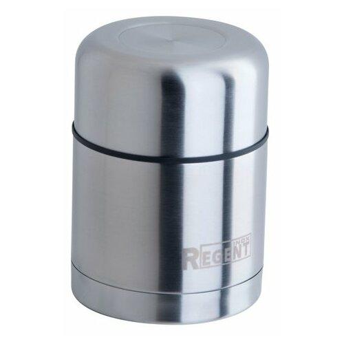 Термос для еды REGENT inox Soup 93-TE-S-2-500, 0.5 л серебристый