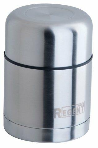 Термос для еды Regent Soup 93-TE-S-2-500 (0,5 л) серебристый