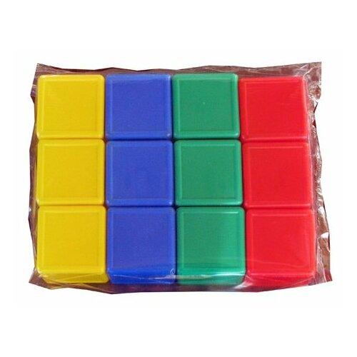 Купить Кубики Десятое королевство Набор с бортиком 00899, Детские кубики