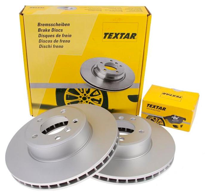 Тормозной диск передний Textar 92113403 315x30 для Mercedes-Benz G-class