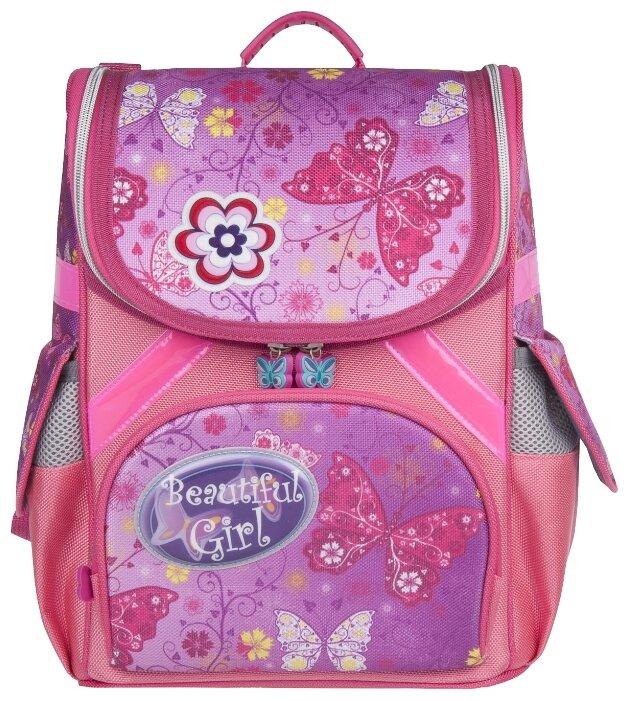 ALLIANCE for Kids Ранец 5-799-330СМ, розовый