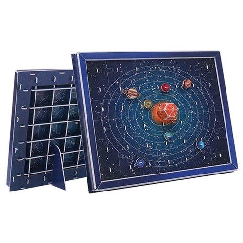 Купить Пазл Zilipoo 3D Солнечная система (G-005), 57 дет., Пазлы
