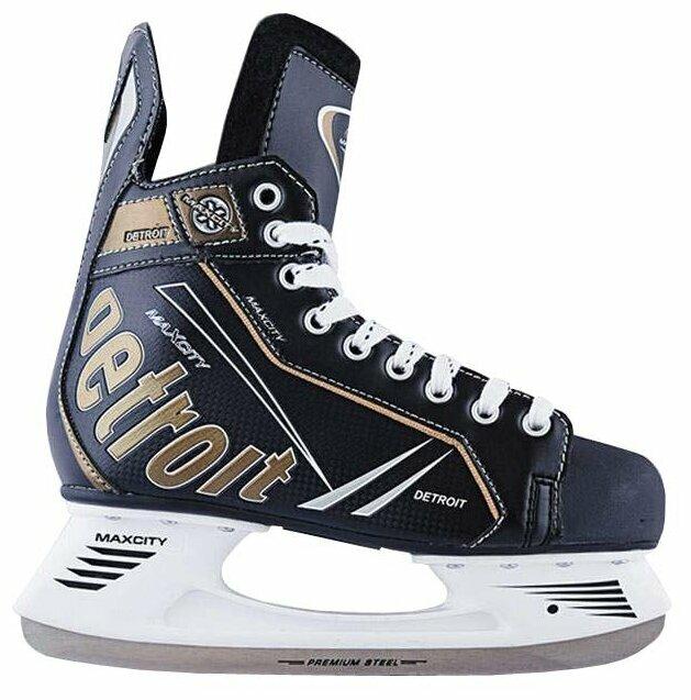 Хоккейные коньки MaxCity Detroit