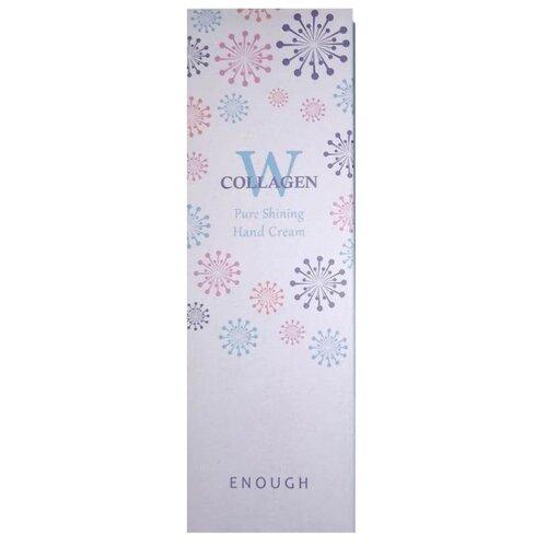 Крем для рук Enough Collagen Pure Shining 100 мл корейская косметика enough collagen