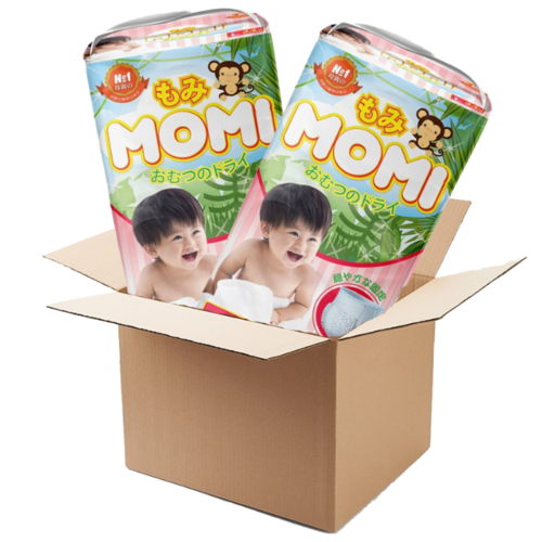 Фото - Momi трусики XL (12-20 кг) 76 шт. yokosun трусики xl 12 20 кг 76 шт игрушка для ванной котик йоко