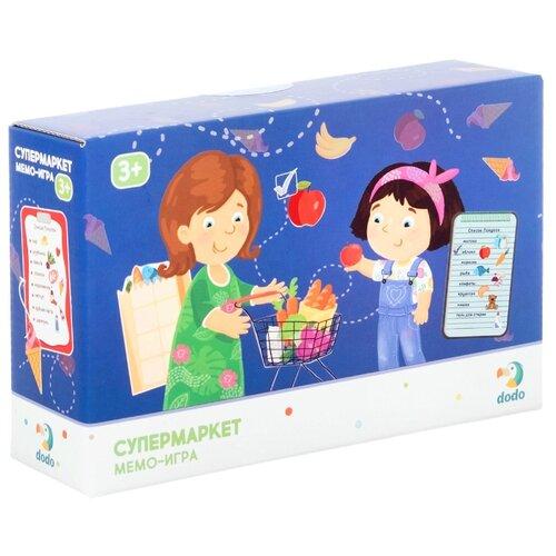 цена на Настольная игра Dodo Супермаркет