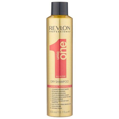 Revlon Professional сухой шампунь Uniq One, 300 мл revlon uniq