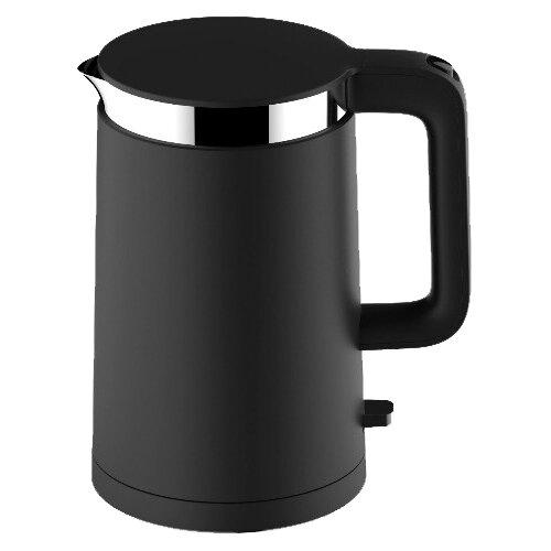 Чайник Xiaomi Viomi Mechanical Kettle, black чайник xiaomi viomi smart kettle bluetooth pro black ym k1503
