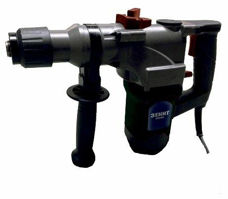 Перфоратор сетевой Зенит ЗПП-1250 профи (4 Дж)