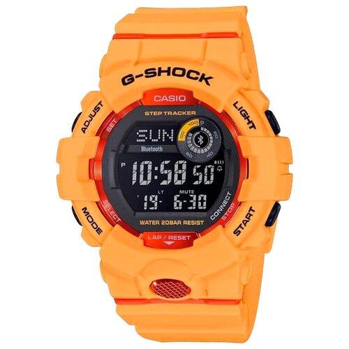 цена Наручные часы CASIO G-Shock GBD-800-4E онлайн в 2017 году