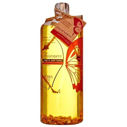 Aroma Jazz масло Грейпфрут антицеллюлитное 1000 мл масло для тела aroma jazz aroma jazz ar045lwdcol7