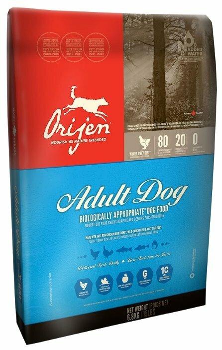 Корм для собак Orijen Original 6.8 кг