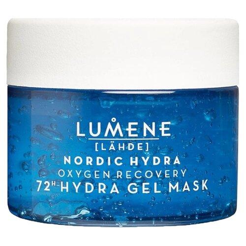 Lumene Nordic Hydra [lahde] Кислородная увлажняющая и восстанавливающая маска 72 часа, 150 мл lierac маска sos кислородная увлажняющая гидраженист 75 мл