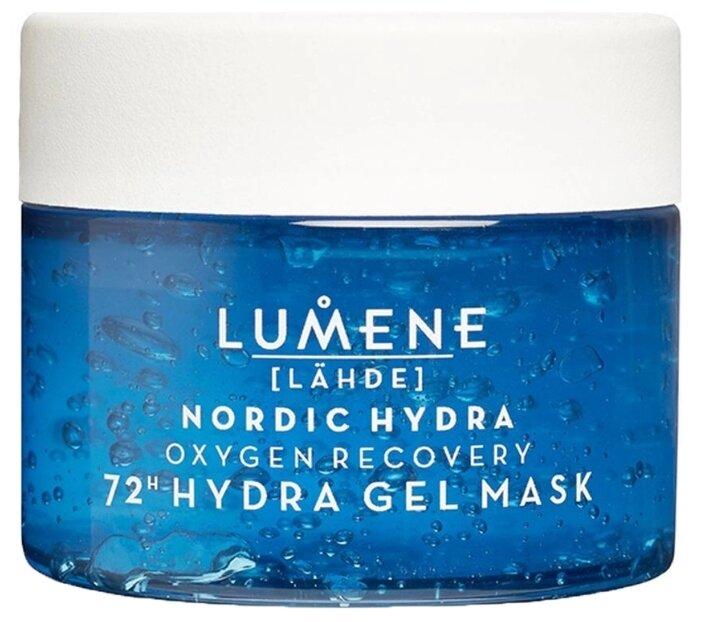 Lumene Nordic Hydra [lahde] Кислородная увлажняющая и восстанавливающая маска 72 часа