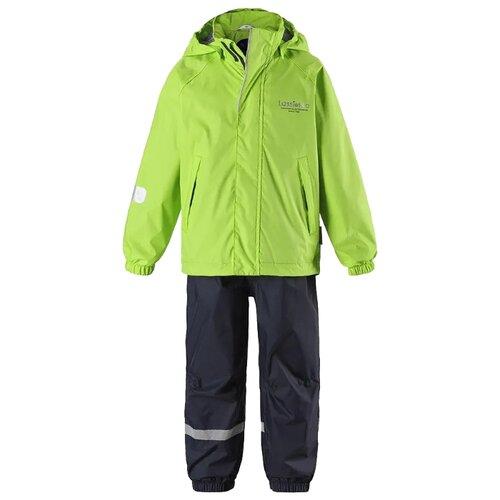 Комплект с брюками Lassie 723721 Lassietec размер 116, 8340 лаймКомплекты верхней одежды<br>