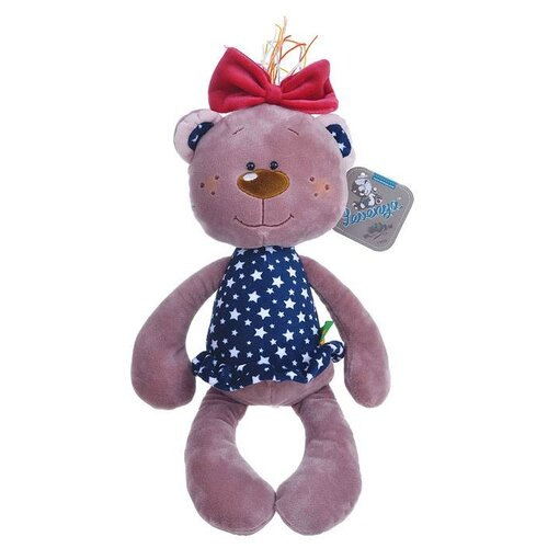 Мягкая игрушка Levenya Медведь Вивьен (383 КВ)
