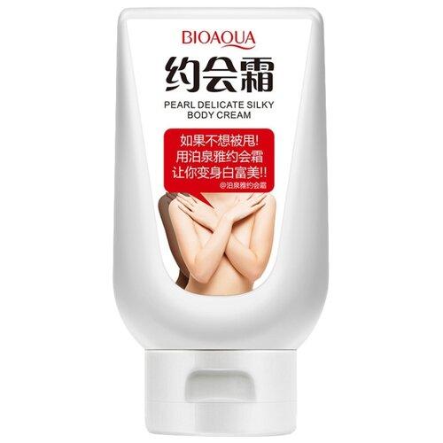 Молочко для тела BioAqua Pearl Delicate Silky Lotion, 180 г