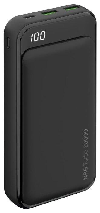 Внешний аккумулятор Deppa NRG Turbo Compact 20000 мАч