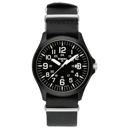 Швейцарские наручные часы Traser TR_103350 мужские кварцевые