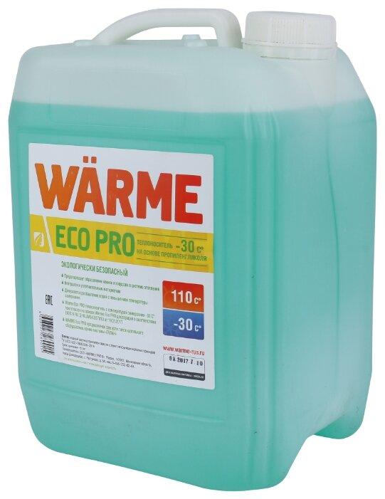 Теплоноситель пропиленгликоль Warme ECO PRO 30