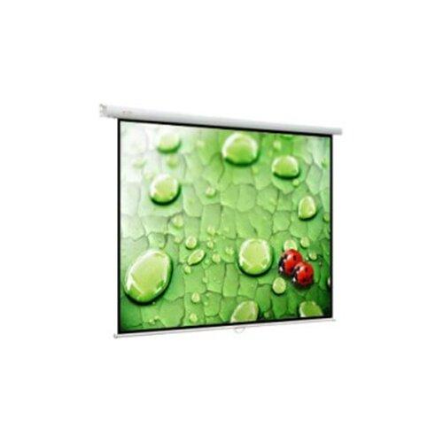 Рулонный матовый белый экран ViewScreen Lotus WLO-1104