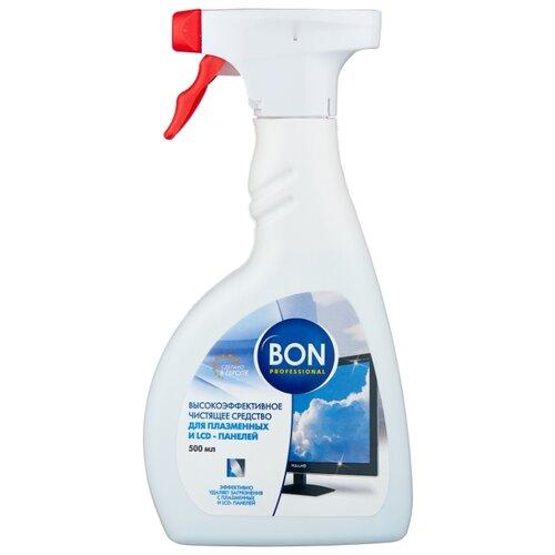 Фото - BON BN-213 чистящая жидкость для экрана промывочная жидкость 1 л