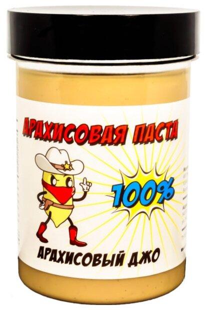 Снеки №1 Паста арахисовая «Арахисовый Джо»