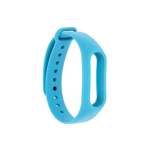 Red Line Силиконовый ремешок для Xiaomi Mi Band 2 голубой