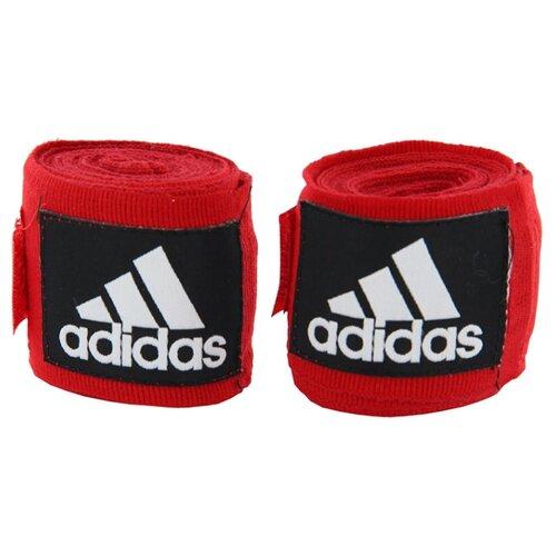 Кистевые бинты adidas Boxing Crepe Bandage 255 см красный