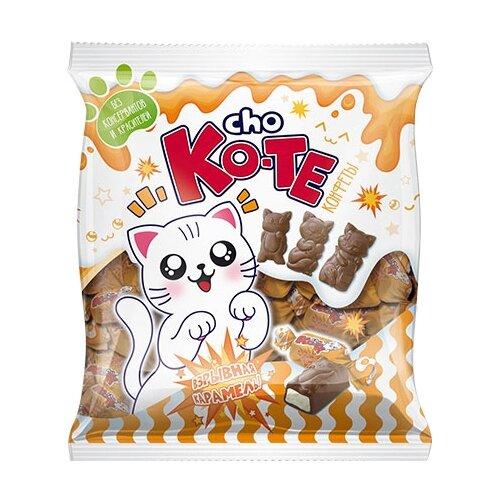 Конфеты Essen Cho ko-te, взрывная карамель, пакет 200 г конфеты марсианка мокко 200 г
