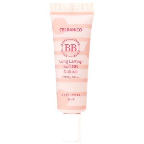 Celranico Long Lasting Soft ББ крем SPF30+ 20 мл, SPF 30, 20 мл, оттенок: natural spf 20 крем