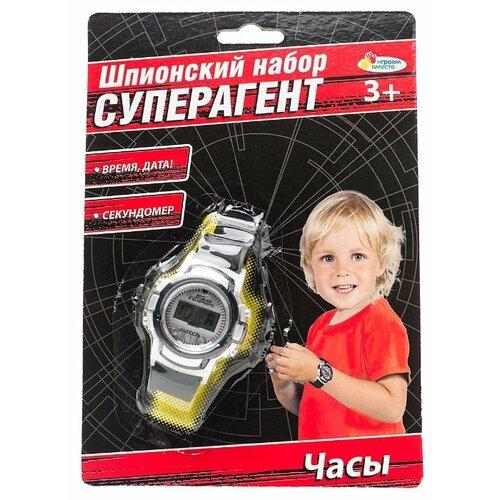 Купить Наручные часы Играем вместе Суперагент B866126-R, Полицейские и шпионы