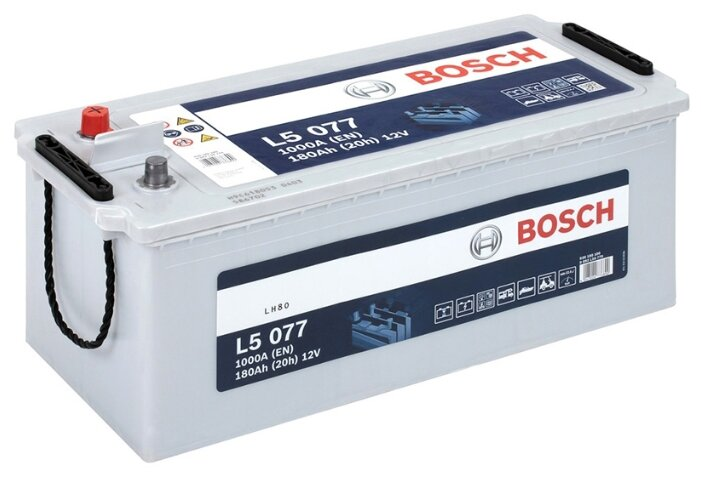Аккумулятор для спецтехники Bosch L5 077 (0 092 L50 770)