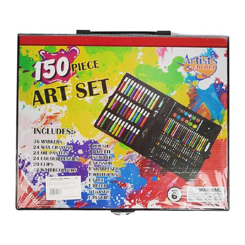 Купить Calligrata Набор для рисования, 150 предметов (2419343), Наборы для рисования