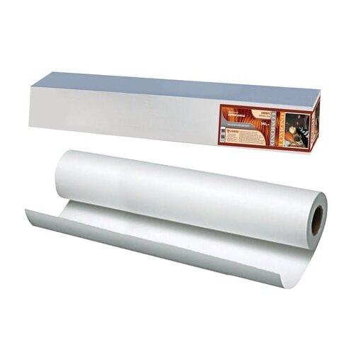 Фото - Холст Lomond 610 мм Cotton Canvas 1207071 340 г/м² 15 м, ярко-белый холст lomond xl natural canvas dye 400 мкм 0 610x10 м 50 8 мм 1207011