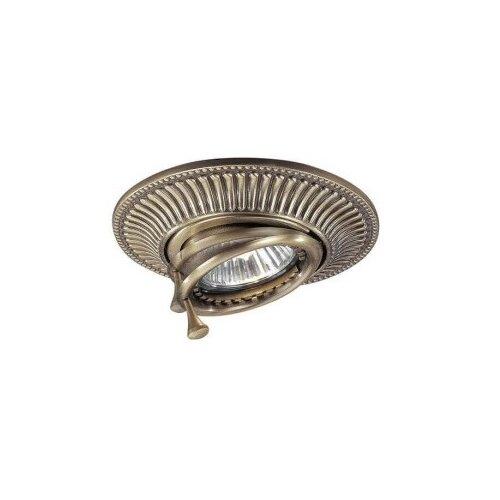 Встраиваемый светильник Reccagni Angelo Spot 1082 bronzo встраиваемый светильник reccagni angelo spot 1082 oro