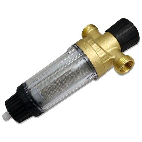 Фильтр механической очистки Kopfgescheit KG634 муфтовый (НР/НР), со сливом