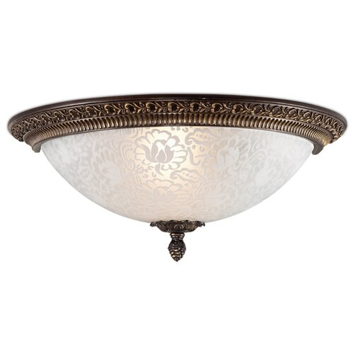 Светильник Odeon light Maipa 2587/3A, 37 х 37 см, G9 потолочный светильник odeon light pati арт 2205 3a