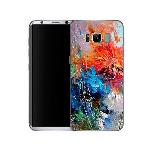 Чехол-накладка Gosso 546186 для Samsung Galaxy S8 весенний взрыв чехол накладка gosso 728772 для apple iphone xr весенний взрыв