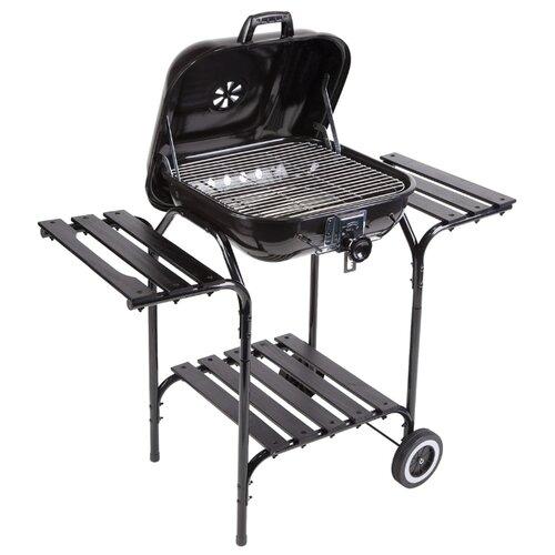 Угольный гриль Go Garden Blazer 47, 96х49х81 см, черный