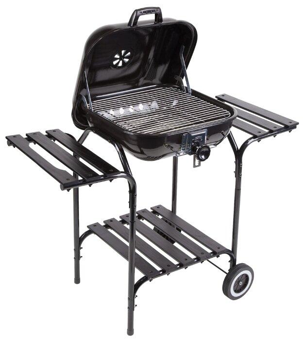 Угольный гриль Go Garden Blazer 47, 96х49х81 см