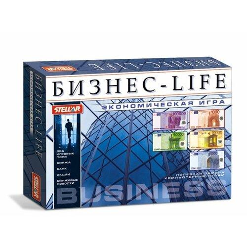 Настольная игра Stellar Бизнес-life 01122