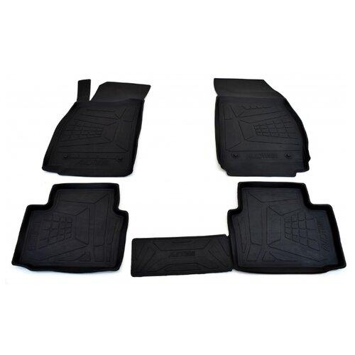 Комплект ковриков AVD Tuning ADRPLR115 Chevrolet Malibu 4 шт. черный комплект ковриков avd tuning adrplr016 chevrolet captiva 4 шт черный
